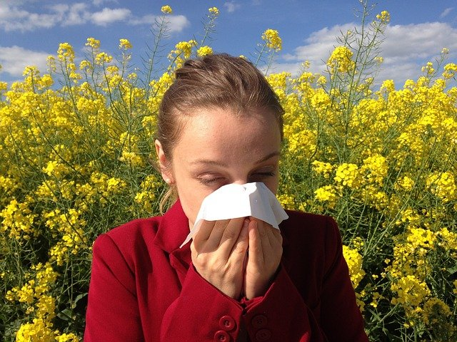 Allergy causes, symptoms and treatment