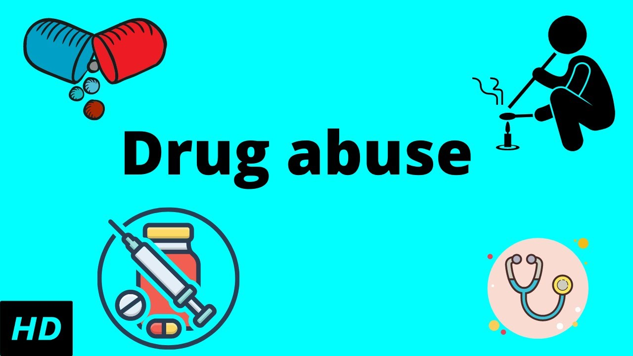 Effects of drug abuse and how to control it